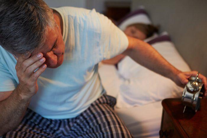 problemen met slapen door corona