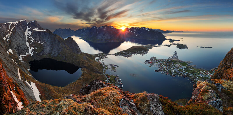 De mooiste wandelroutes van Noorwegen