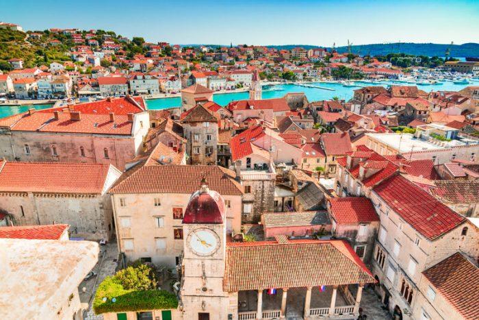 naar croatie