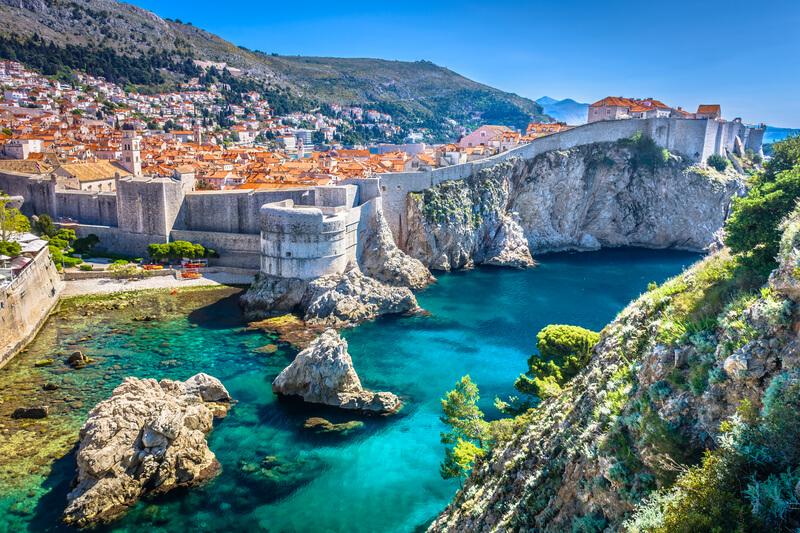 op vakantie in croatie