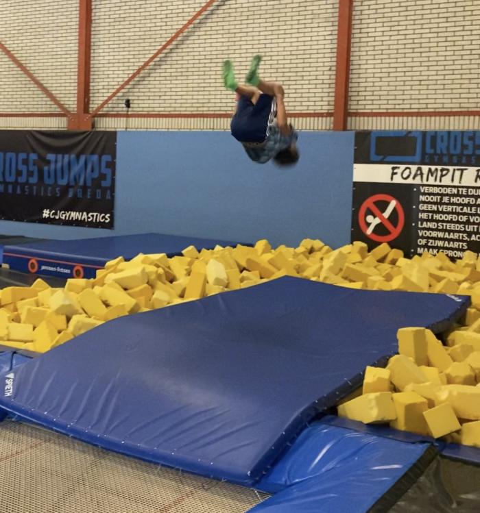 beste trampolinepark van nederland