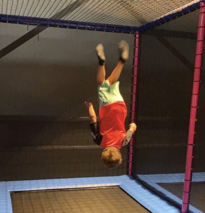trampolinepark nederland