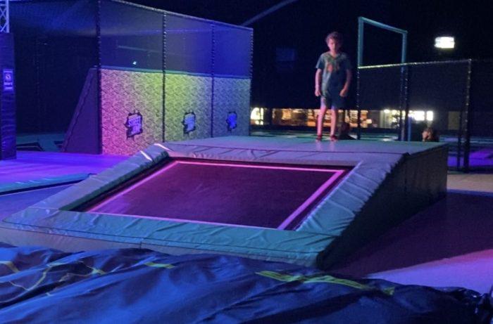 trampolineparken nederland